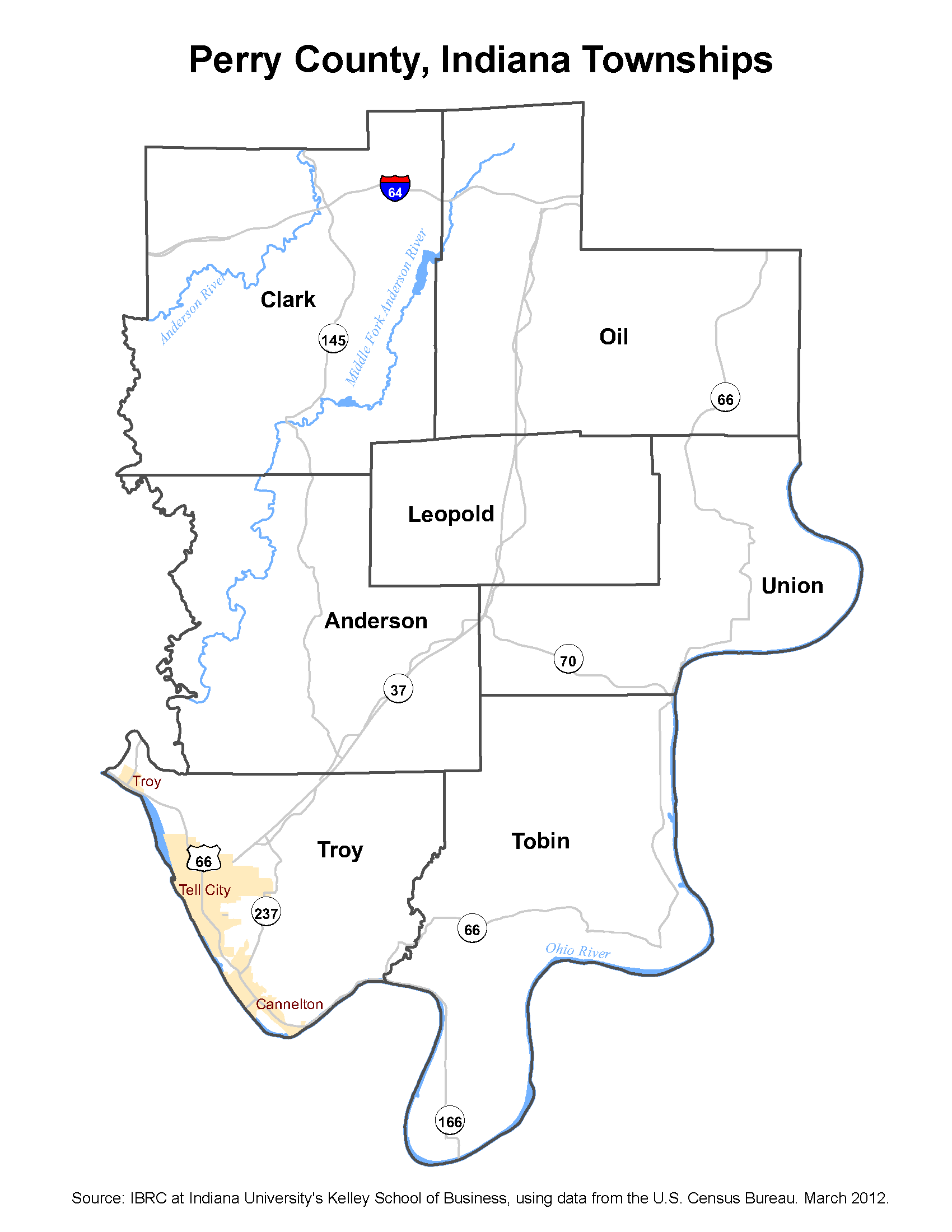 Indiana perry county cannelton - Indiana Perry County Cannelton 45