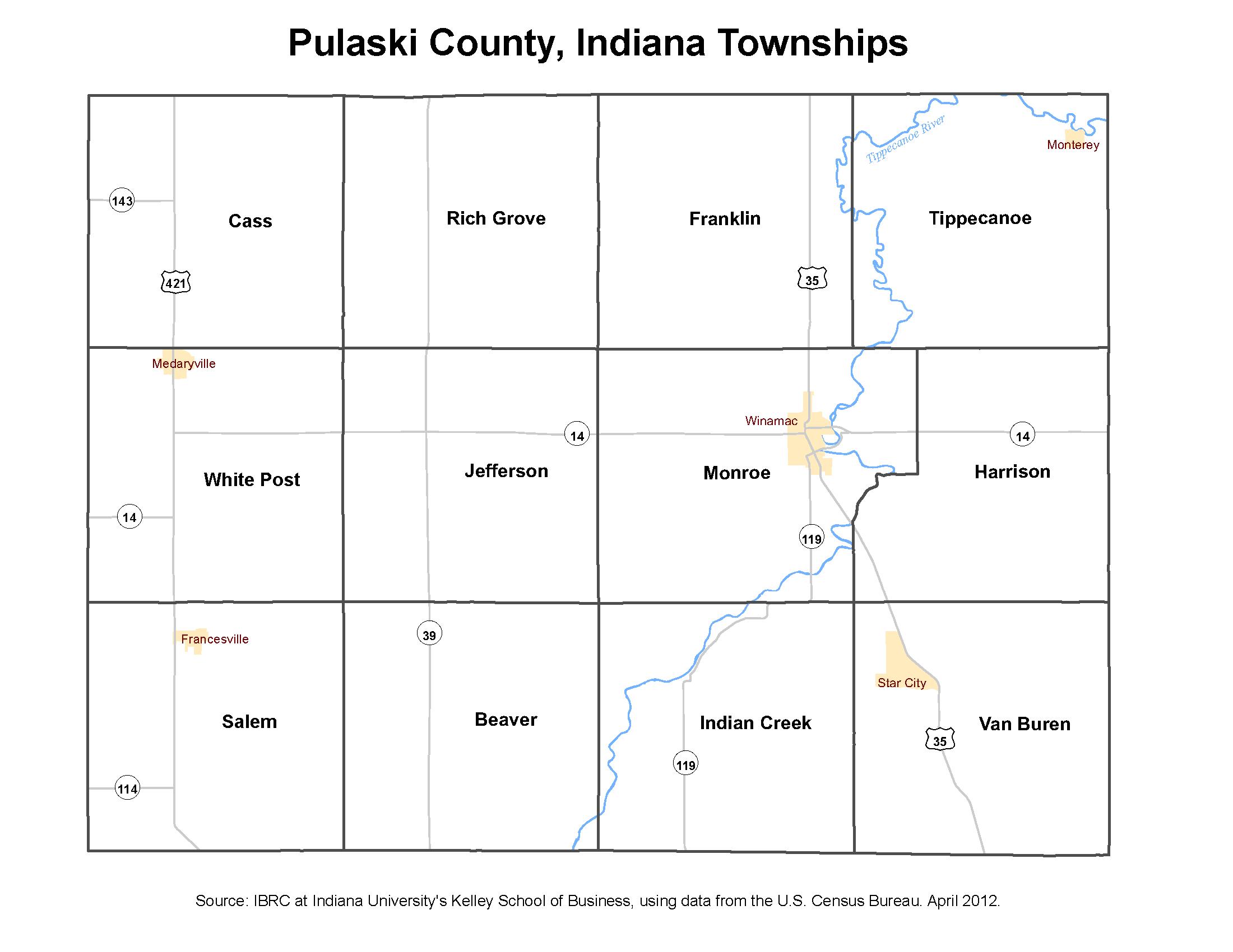 Indiana pulaski county francesville - Indiana Pulaski County Francesville 53