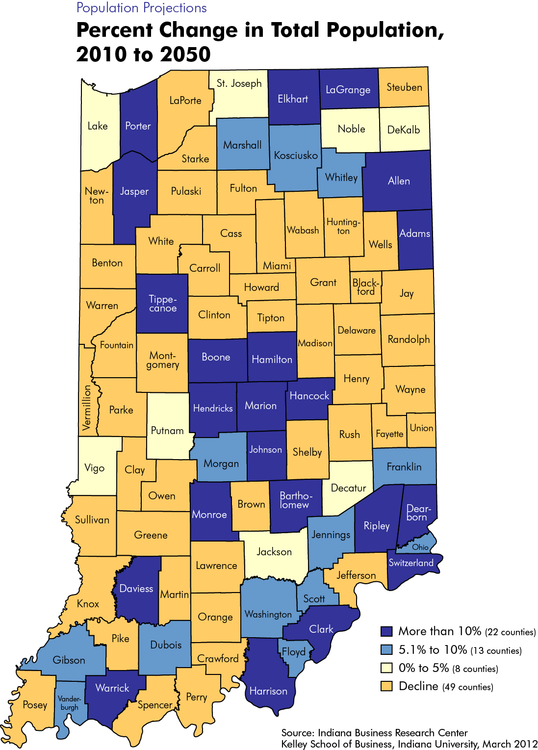Image Gallery Indiana Zip Code Map